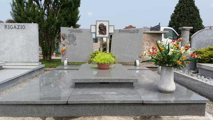 Populaire Vendita e fornitura Tombe in marmo Vercelli HJ98